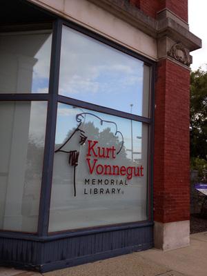 Kurt Vonnegut Memorial Library