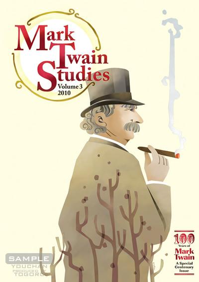 Mark Twain Studies vol.3 illustration