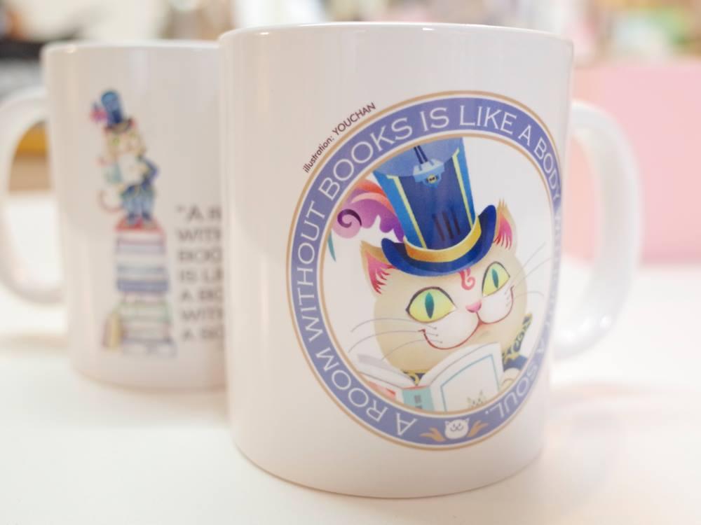 オリジナルマグカップ......1,620円(税込)