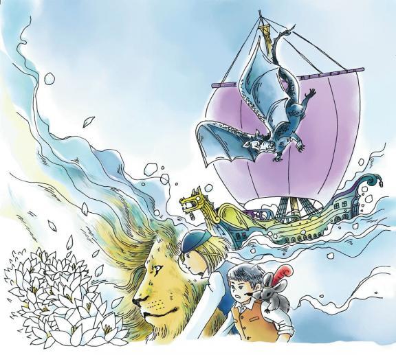 『ドーン・トレッダー号の航海』